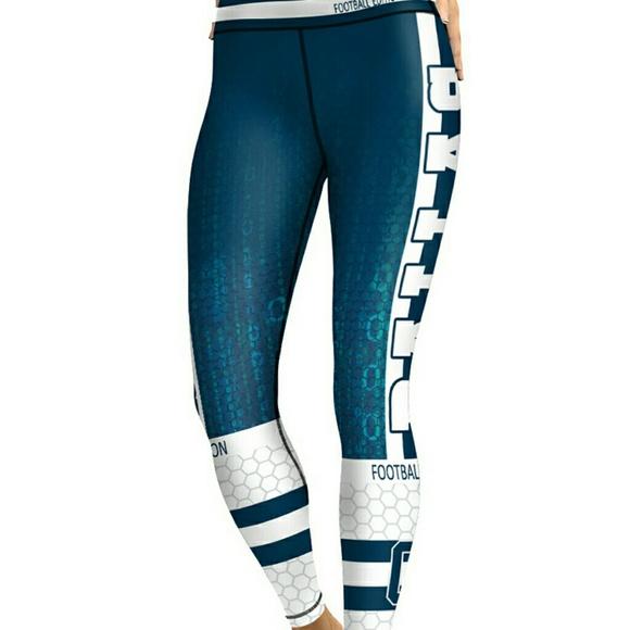 hot sale online bdf24 8697a Dallas Cowboys Women's Leggings Boutique